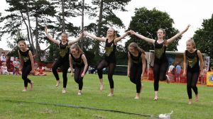 Swanmore Fete Royston School of Dance