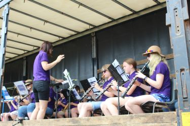 Swanmore Wind band