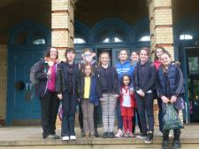 Guides at Ally Pally