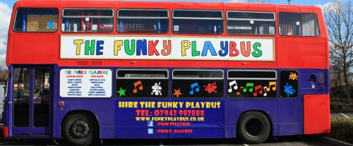 The funky playbus